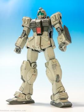 HGUC GM II Semi Striker